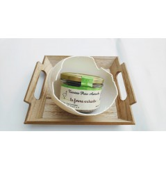 Terrine pure autruche nature 180gr